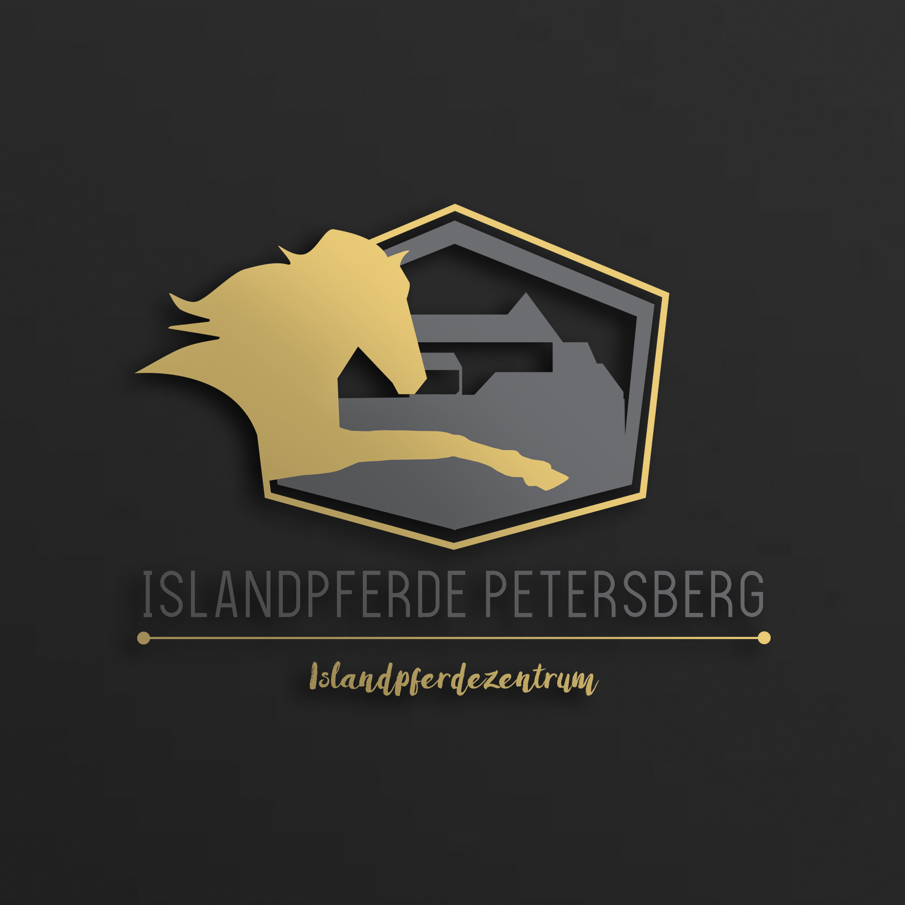 Logo-Islandpferde-Petersberg-Black-2